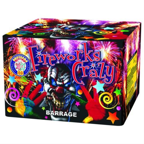 Fireworks Crazy Image