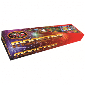 Monster Selection Box By Brightstar Available From Cardiff Fireworks