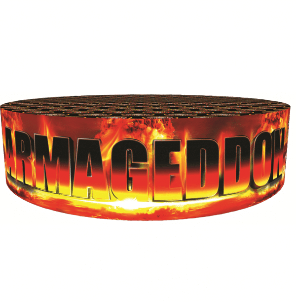 Armageddon By Brightstar available from Cardiff Fireworks