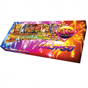 Fireworks Cardiff Offer Calypso Selection Box
