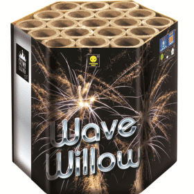 Wave Willow From Cardiff Fireworks