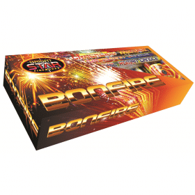 Bonfire Selection Box From Brightstar Fireworks