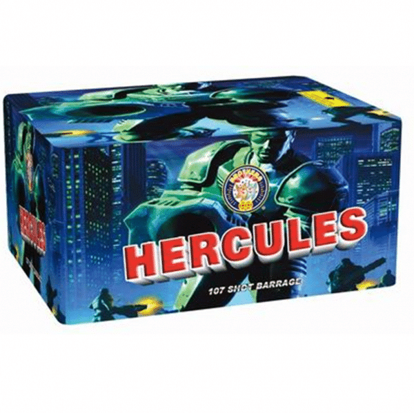 Hercules from Brothers Pyrotechnics Available from Cardiff Fireworks