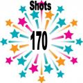 170 shots