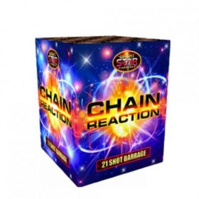 Chain Reaction From Cardiff Fireworks