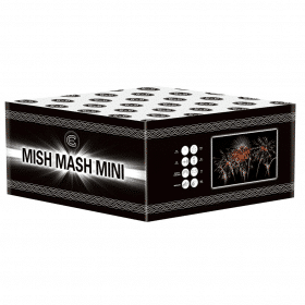 Mish Mash Mini By Celtic Fireworks Available From Cardiff Fireworks