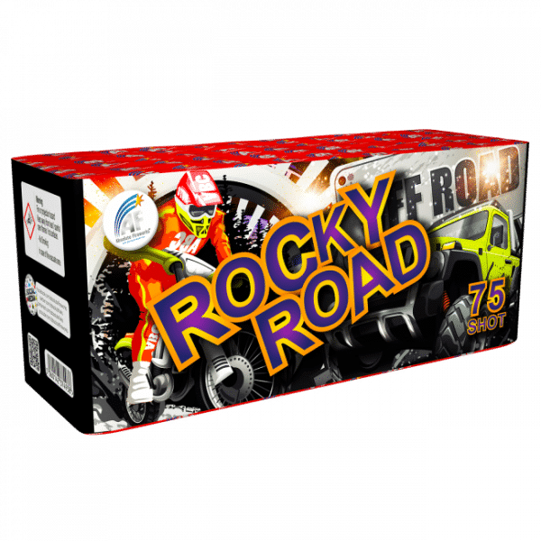 Rocky Road Barrage From Absolute Fireworks