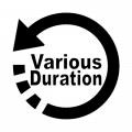 various duration