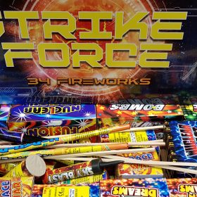 Strike Force Selection Box