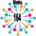 164 shots