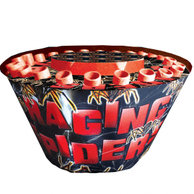 Raging Spiders From Brightstar Fireworks