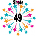 49 shots