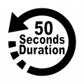 50 second