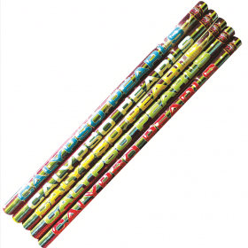 Calypso Pearls Roman Candles By Brightstar Fireworks