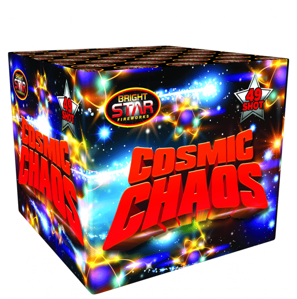 Cosmic Chaos From Brightstar Fireworks