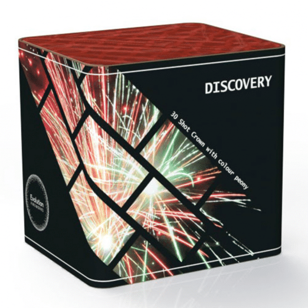 Discovery Barrage From Evolution Fireworks