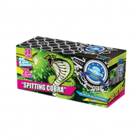 Spitting Cobra From Zeus Fireworks