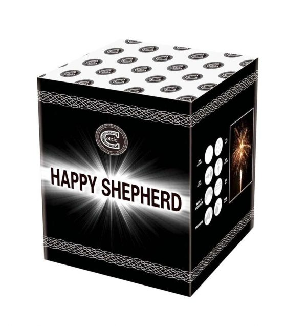 Happy Shepherd From Celtic Fireworks