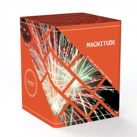 Magnitude Barrage From Evolution Fireworks