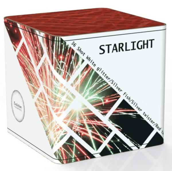 Starlight Barrage From Evolution Fireworks