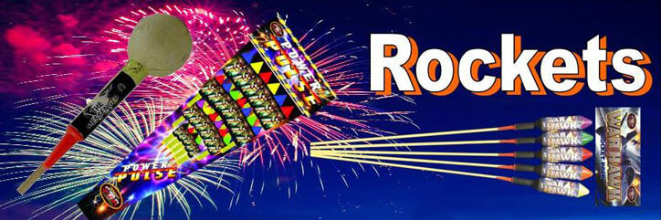 Rocket Packs Available All Year Around From Cardiff Fireworks
