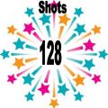 128 Shots