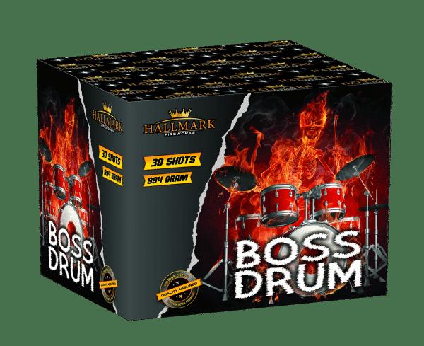 Boss Drum Barrage From Hallmark Fireworks