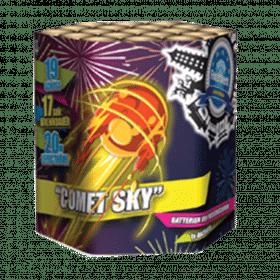 Comet Sky Barrage From Zeus Fireworks