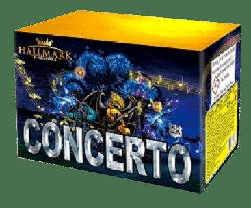 Concerto Barrage From Hallmark Fireworks