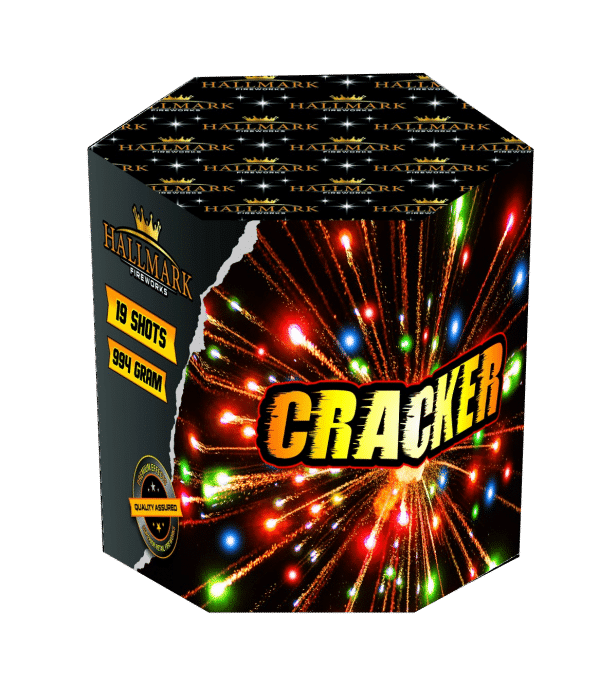 Cracker Barrage From Hallmark Fireworks