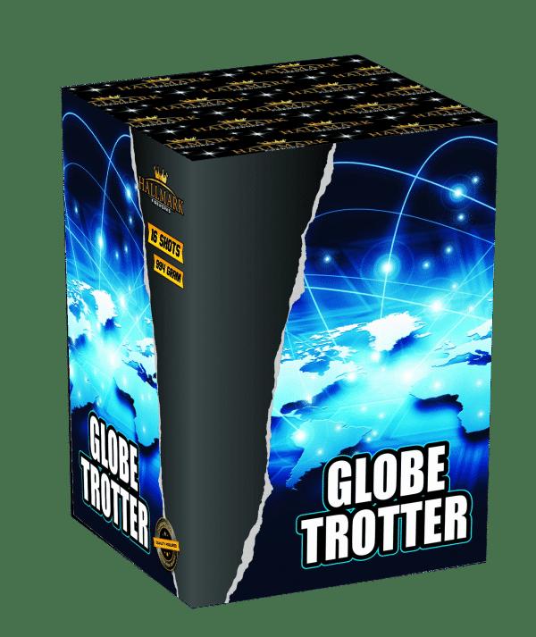 Globe Trotter Barrage From Hallmark Fireworks