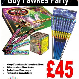 Guy Fawkes Fireworks Party