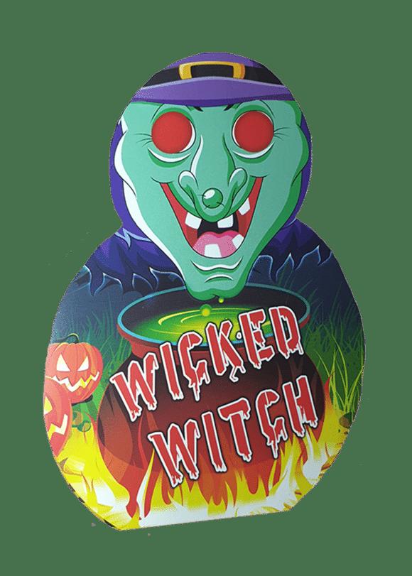 Wicked Witch Fountain From Hallmark Fireworks