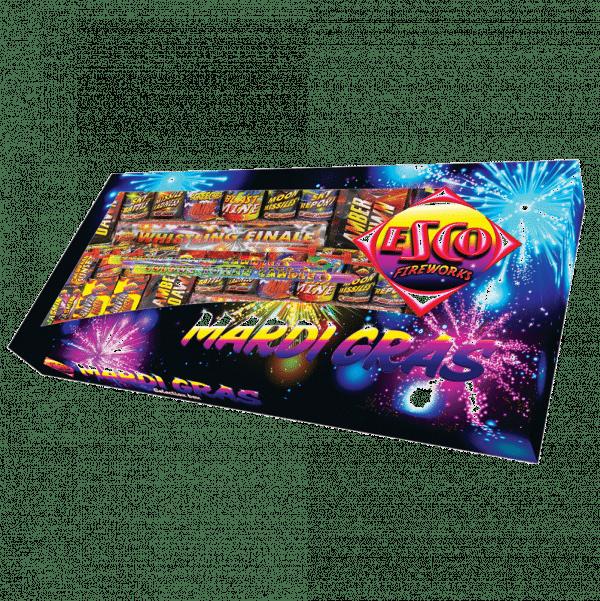 Mardi Gras Selection Box Form Cardiff Fireworks