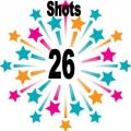 26 Shots