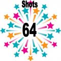 64 Shots